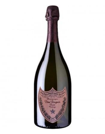 Champagne Dom Pérignon Rosé Vintage 75cl sin estuche.