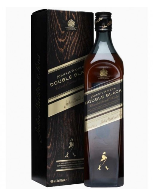 Whisky Johnnie Walker Double Black 70 Cl.