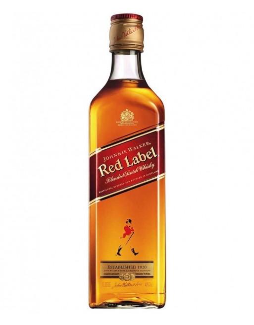 Whisky Johnnie Walker Red Label 1lt.
