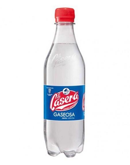 GASEOSA LA CASERA 500ML PACK 12 UNID.
