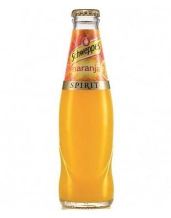 Schweppes Naranja Pack 24 Botellas 20cl.