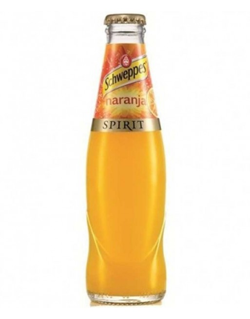 schweppes naranja pack 24 botellas 20cl.