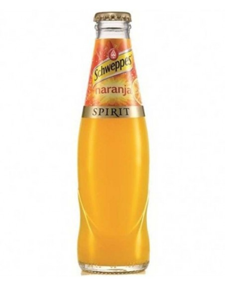 Schweppes Orange Bottle (24 x 200ml)