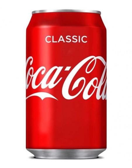 Coca Cola Pack 24 latas 33 cl.