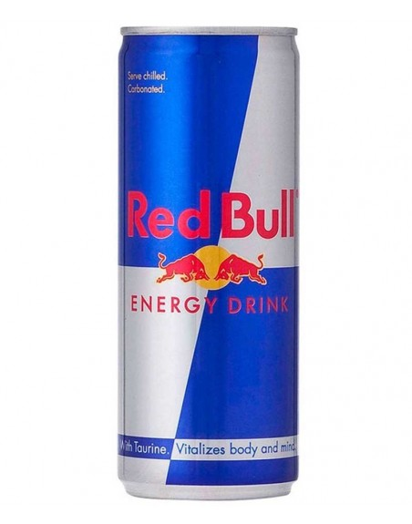 Red Bull Tin (24 x 250ml)