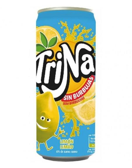 Trina Limón Pack 24 Unidades 33cl.