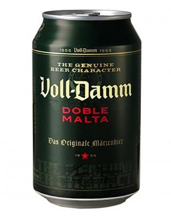 Cerveza Voll Damm Pack de 24 Unidades 33cl.