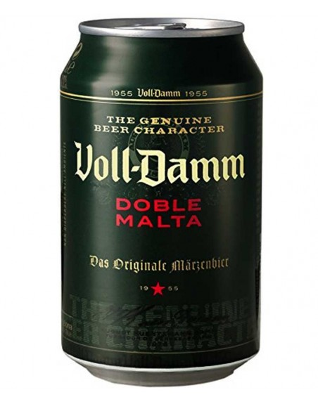 Voll Damm Beer Tin (24 x 330ml)