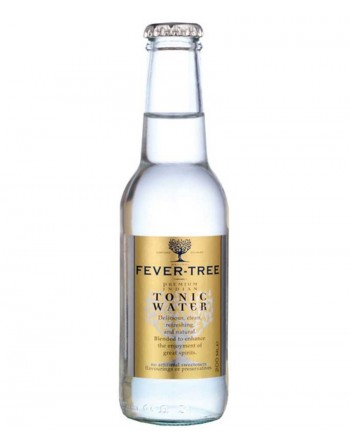 Tónica Fever Tree Pack 24 botellas 20cl.