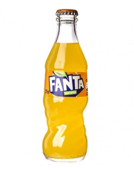 Fanta Orange Bottle (24 x 200ml)