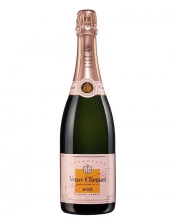 Champagne Veuve Clicquot Rosé 75cl.