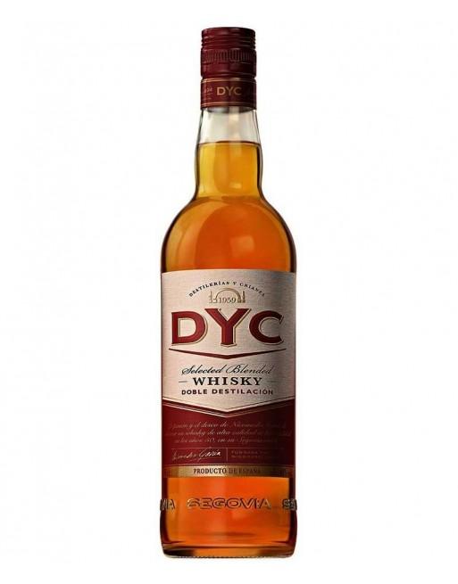 Whisky Dyc 70cl.