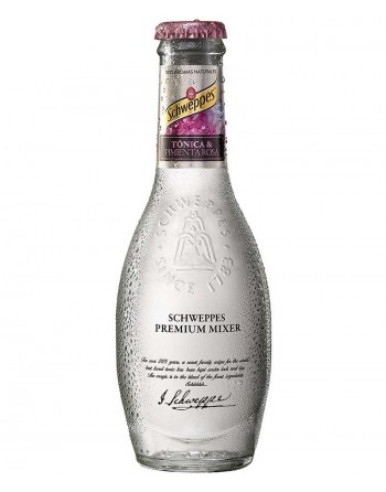 Tónica Schweppes Pimienta Rosa Pack 24 Botellas 20cl.