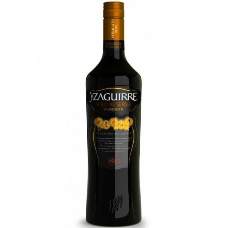 Vermouth Yzaguirre Rojo Reserva 1lt.
