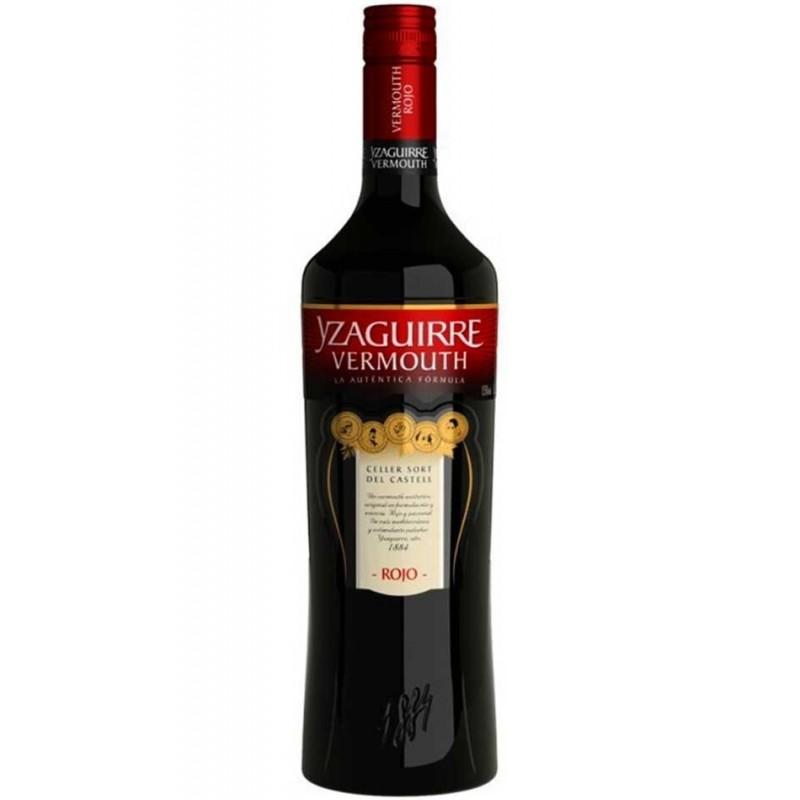 Vermouth Yzaguirre Clásico Rojo 1L