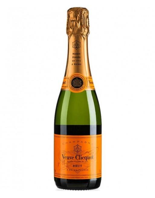 Champagne Veuve Clicquot Brut Yellow Label 37,5cl.