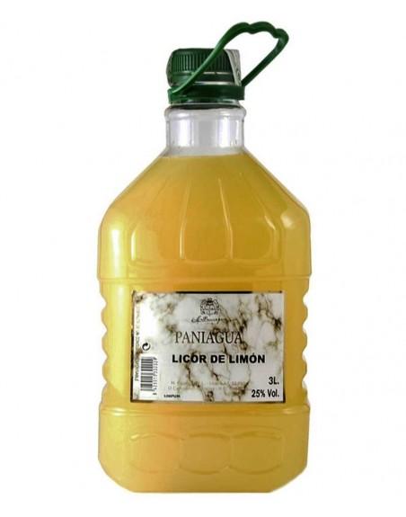 Licor de Limón Paniagua 3L