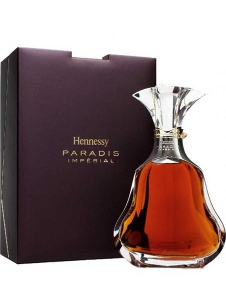 Cognac Hennessy Paradis Imperial con estuche 70 cl.