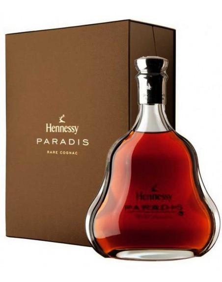 Cognac Hennessy Paradis con estuche 70 cl.
