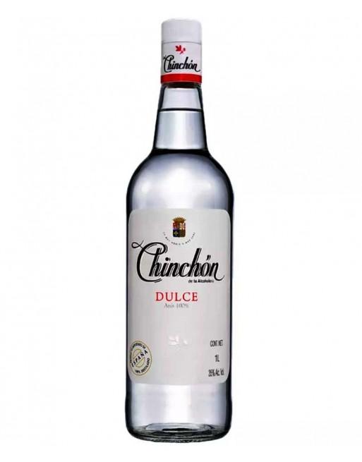 Anís Chinchón Alcoholera Dulce 1L