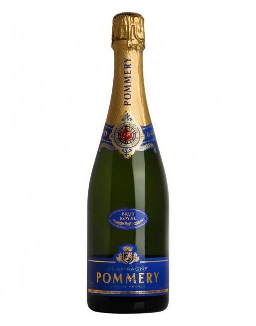 Champagne Pommery Brut Royal