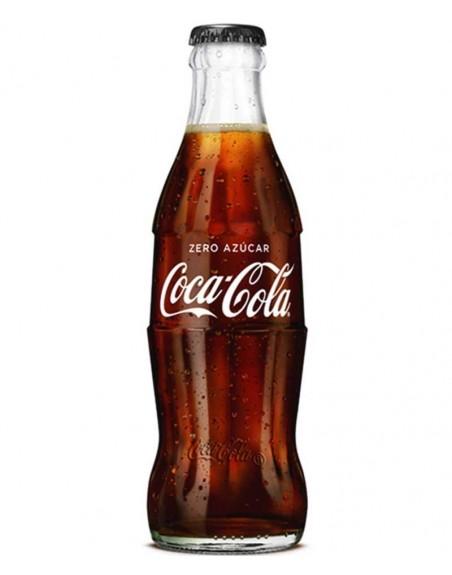 Coca-Cola Zero Bottle (24 x 200ml)