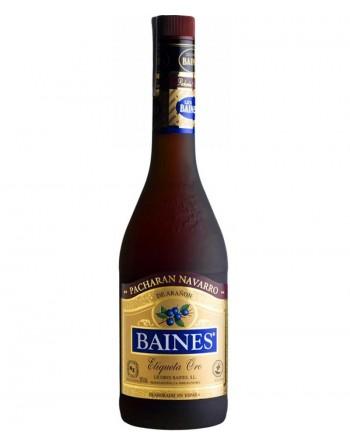 Pacharán Baines Etiqueta Oro