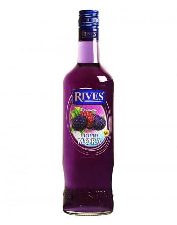 Licor de Mora Sin Alcohol Rives