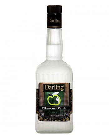 Licor de Manzana Darling 70 Cl.