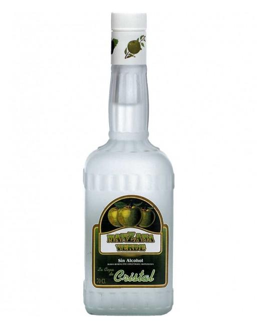Licor de Manzana Sin Alcohol La Cepa de Cristal