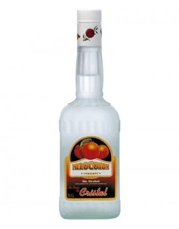 Licor de Melocotón Sin Alcohol La Cepa de Cristal