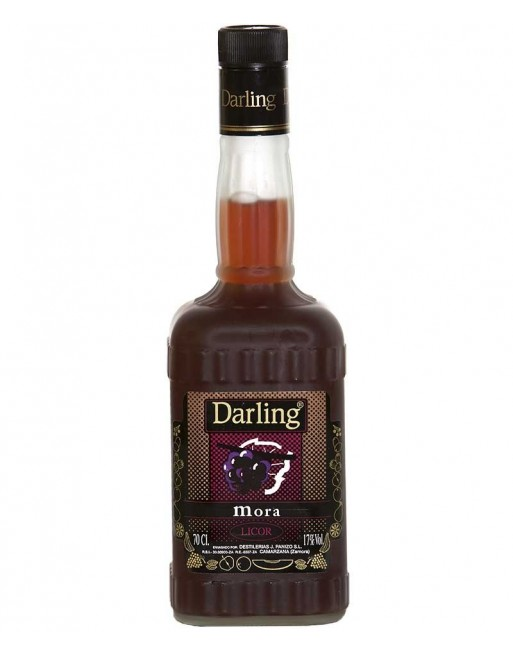 Blackberry Darling liqueur