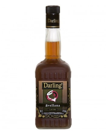 Hazelnut Darling liqueur