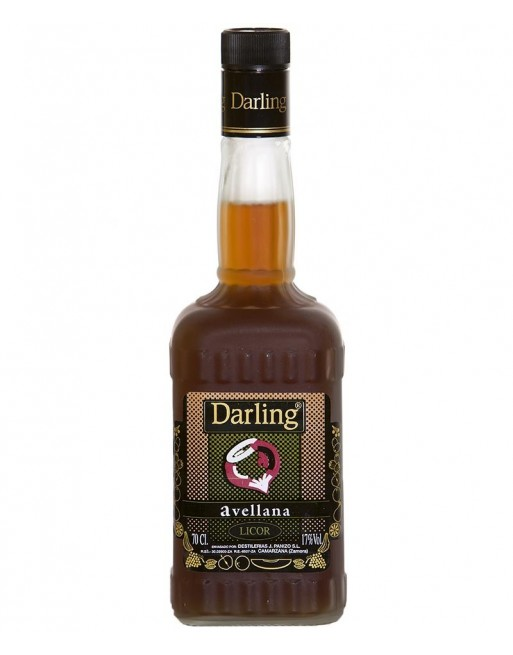 Licor de Avellana Darling