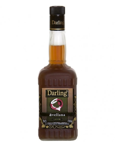 Hazelnut Darling liqueur