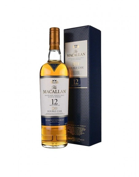 The Macallan 12 Years Double Cask
