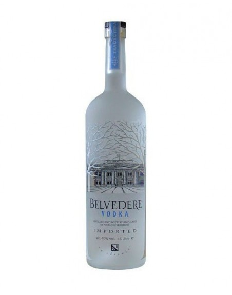 Vodka Belvedere 1,75 litros luminoso
