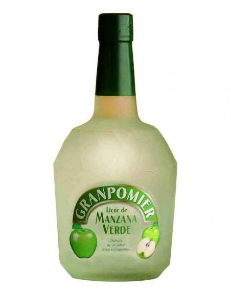 Granpomier Licor de Manzana Verde