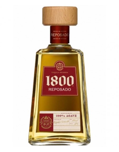 Tequila 1800 Reposado 70cl.