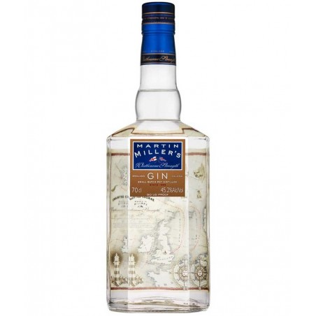 Ginebra Martin Miller's Westbourne Strenght 70cl.