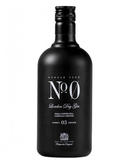 Gin London Nº0