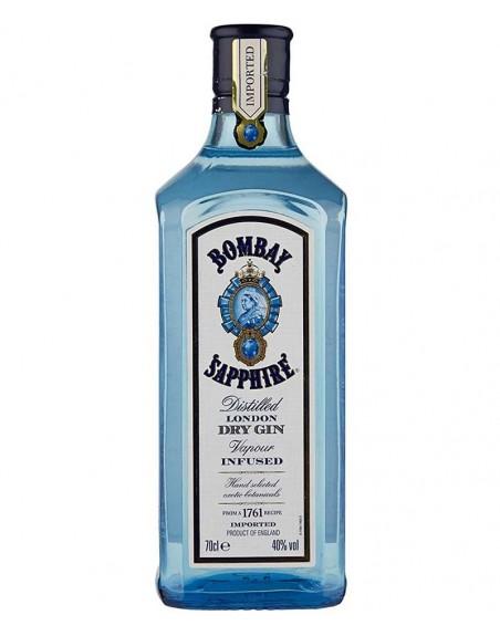 Ginebra Bombay Sapphire 70cl.