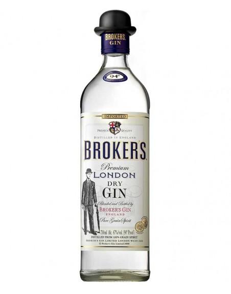 Ginebra Broker's 70cl.