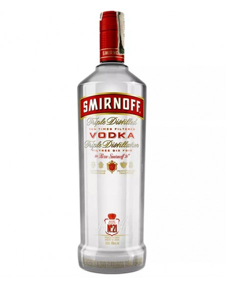 Vodka Smirnoff 70cl.