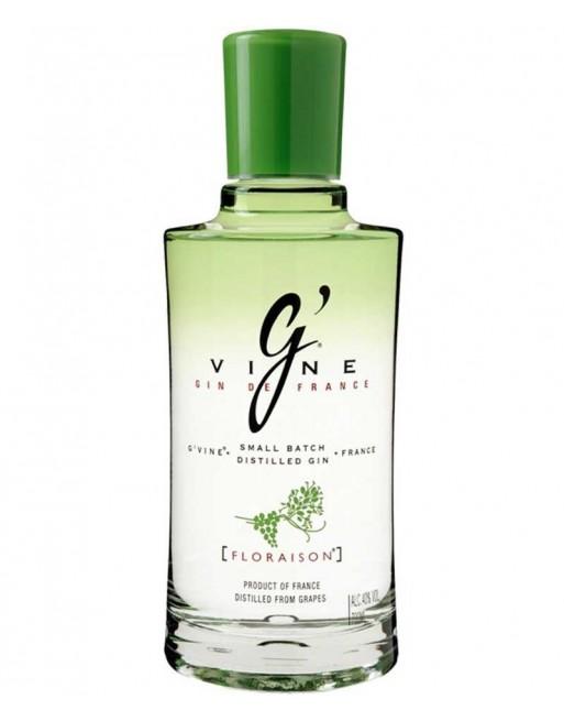 Gin G'Vine Floraison