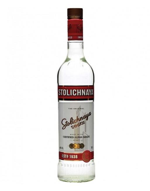 Vodka Stolichnaya 70 Cl.