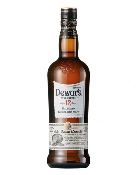 Dewar's White Label 12 años