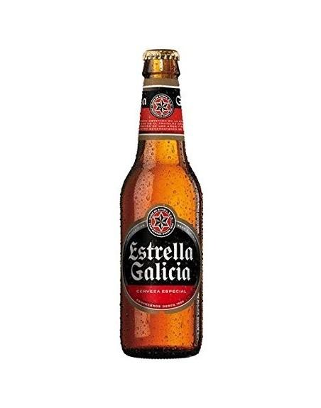 Cerveza Estrella Galicia Pack 24 Unidades 25cl.