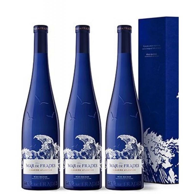 Pack 3 botellas Mar de Frades