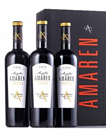 Pack 3 botellas Ángeles de Amaren